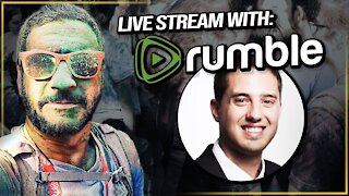 My Interview with Chris Pavlovski, CEO of Rumble - Talking YouTube, Censorship, and Business