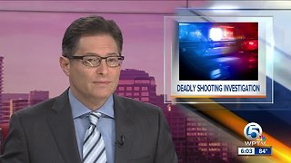 Man shoots, kills would-be robber in Riviera Beach