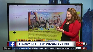 """New Harry Potter game """"Wizards Unite"""" released today"""