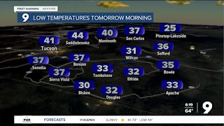 Spring-like weather returns for the weekend