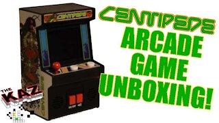 Arcade Classics Centipede Unboxing