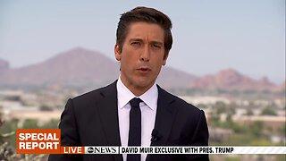 ABC News Special Report: David Muir interviews President Trump