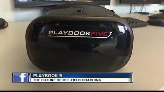 Former BSU player helps create Playbook 5