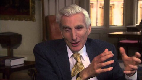 Martin Rees - Are We Living in a Simulation?