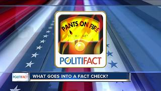 How does PolitiFact Wisconsin decide what's true?