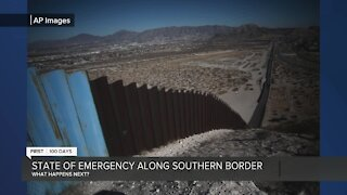 State of Emergency ends along the Southern Border
