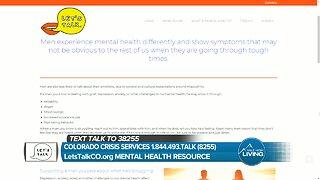 Let's Talk- Mental Health Resource