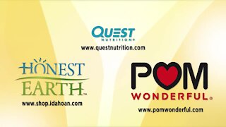 Healthy Before the Holidays: Quest Nutrition Protein Bars, Honest Earth Mashed Sweet Potatoes & POM Wonderful