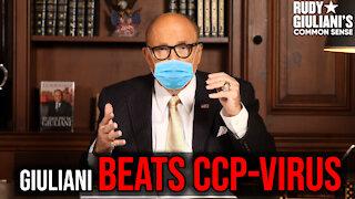 Rudy Giuliani BEATS CCP-Virus | Rudy Giuliani | Ep. 93