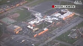 Before and after the Joplin Tornado