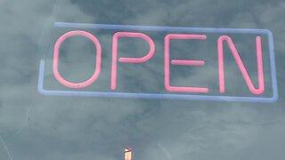 We're Open: Lorain open tab
