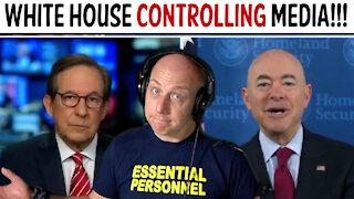 BIDEN BORDER BLACKOUT!! WHITE HOUSE CONTROLLING MEDIA!!!
