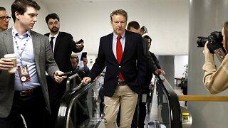 Proposed Amendment Delays Senate Vote On Coronavirus Bill