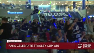 Tampa Bay Lightning win Stanley Cup in NHL bubble