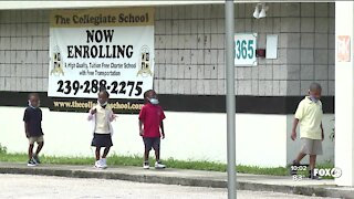 Charter school in Fort Myers being shut down