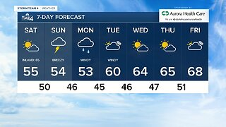Tracking your weekend forecast for Saturday May 16