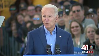 Biden supporters eager to vote on Tuesday