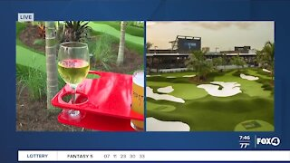Tiger Woods' 36-hole putting course at PopStroke in Fort Myers