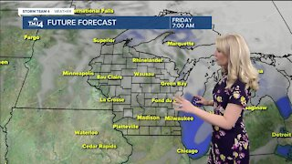 Another beautiful day with highs in the 70s Wednesday