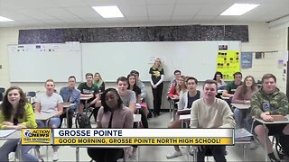 Kevin's Classroom: Grosse Pointe North High School