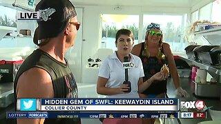 Hidden gem of Southwest Florida: Keewaydin Island - 8am live report