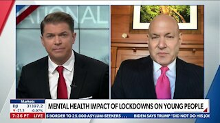MENTAL HEALTH IMPACT OF LOCKDOWNS ON YOUNG PEOPLE