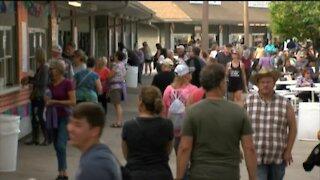Summerfest attendance down 50 percent amid pandemic