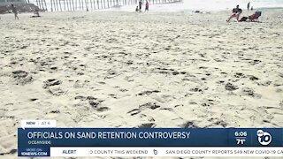Oceanside proposes rock groins for sand retention, mayor against it