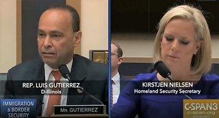 Democrat Luis Gutierrez: Trump's border policies would have killed baby Jesus