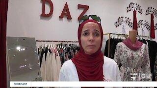DAZ Hijab sells fashion for the modern Muslim woman