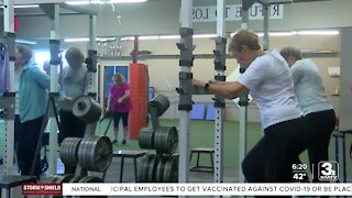 Accessible gym focuses on possibilities, not reps