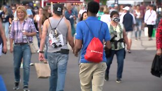 Fans, vendors excited to be back as Summerfest continues