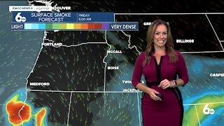 Rachel Garceau's Idaho News 6 forecast 9/24/21