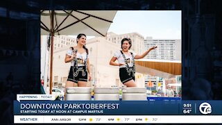 Downtown Parktoberfest