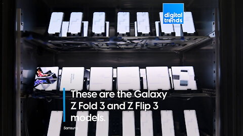 Samsung shows off Fold 3 and Flip 3 durability in series of torture tests