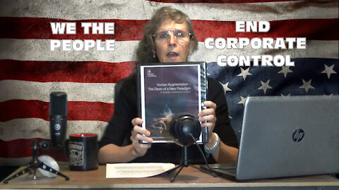 The Connie Bryan Show: History of the Globalists and Their World Agenda Exposed PART FOUR
