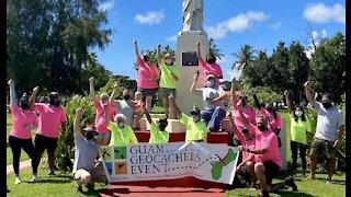 Guam WWFM XVII Geocaching Event