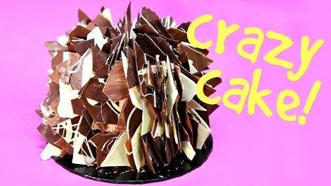 The craziest chocolate cake ever!