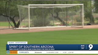 Tucson soccer community comes together to help more kids play