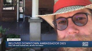 Beloved Downtown Phoenix Ambassador dies