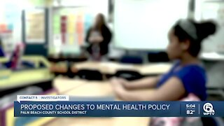 Palm Beach County School Board considers policy changes