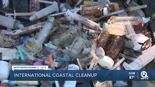 International Coastal Cleanup happening this Saturday