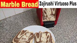 Marble Bread, Zojirushi Virtuoso Breadmaker