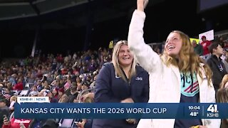 FIFA officials wrap whirlwind tour of Kansas City as potential site for 2026 World Cup