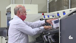 Ada County Election's Office purchases almost half a million dollar ballot-sorting machine