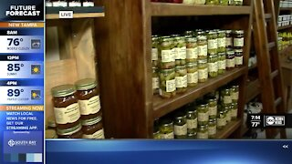 Sean Daly visits Whistle Stop Gardens in Lutz