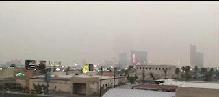 Wildfire smoke increases COVID risk