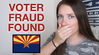 Voter Fraud Found In Arizona