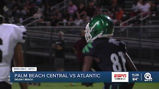 Atlantic gets by Palm Beach Central in Kickoff Classic