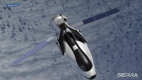 Sierra Space in Louisville expects Dream Chaser to launch in 2022
